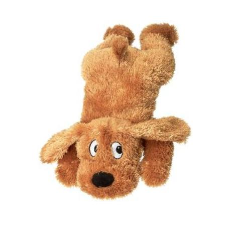 Hračka pes Pejsek plyš 30cm pískací KAR 1ks