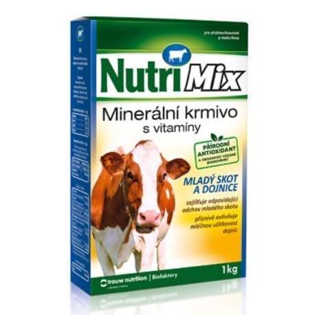 Nutri Mix pro dojnice plv 1kg