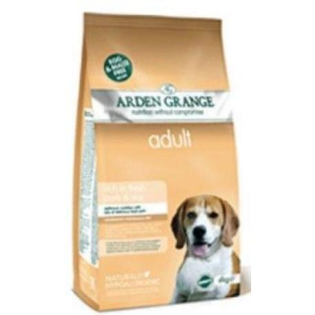 Arden Grange Dog Adult Pork Rice 12kg
