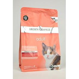 Arden Grange Cat Adult Salmon&Potato 400g