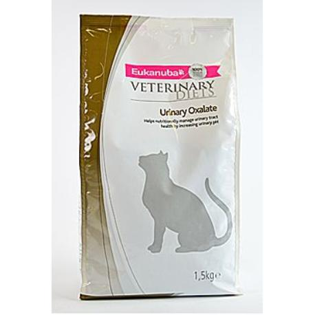 Eukanuba VD Cat Oxalate Urinary 1,5kg