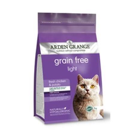 Arden Grange Cat Light Chicken&Potato 2kg