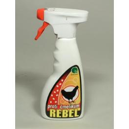 Rebel proti čmelíkům spr 250ml