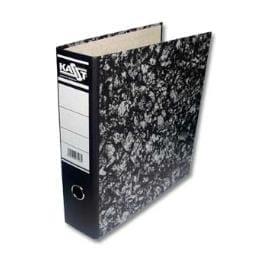 Šanon pořadač pákový A4 8cm černý*