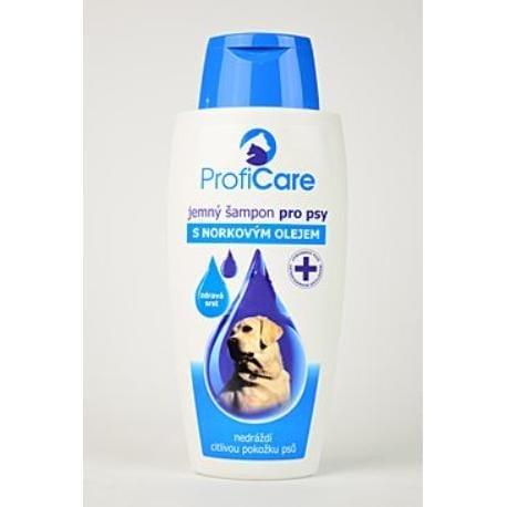 PROFICARE pes šampon s norkovým olejem 300ml