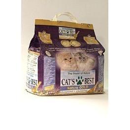 Podestýlka Cats Best Nature Gold kočkolit 10l