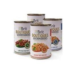 Brit Boutiques Gourmandes  Salmon Bits&Paté 400g