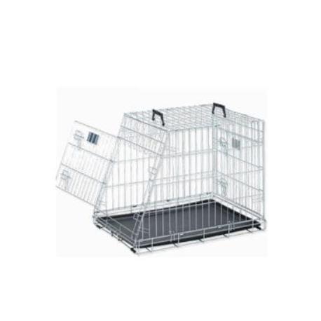 Klec do auta Dog Residence mob. zkos. 76x53x61cm Savic