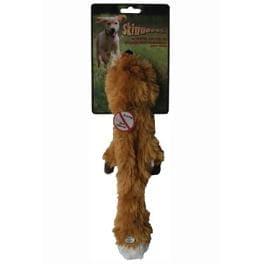 Hračka pes Liška pískací 61cm Skinneeez