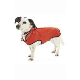 Obleček Softshell Červená chili 25cm XS KRUUSE