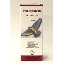 Kolumbicid sol 250ml a.u.v.
