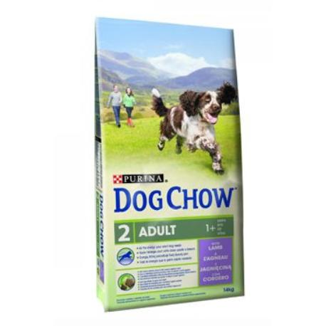 Purina Dog Chow Adult Lamb&Rice 14kg