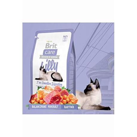 Brit Care Cat Lilly I´ve Sensitive Digestion 7kg + Sleva 5% od 2ks