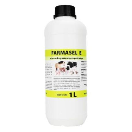 Farmasel E 1000ml tekutý