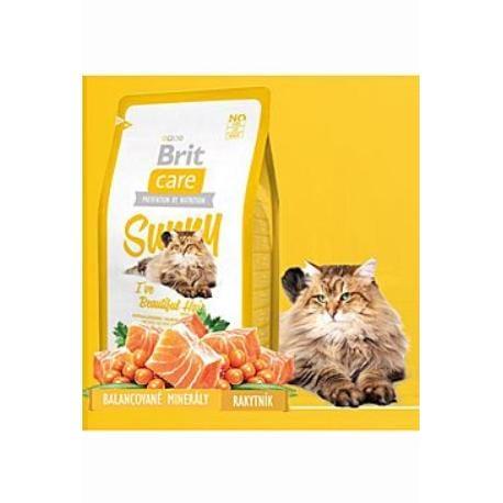 Brit Care Cat Sunny I´ve Beautiful Hair 400g + Sleva 5% od 2ks