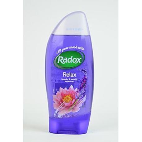 Radox sprchový gel unisex Relax s levandulí 250ml
