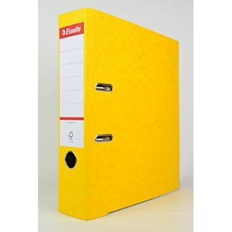 Pořadač pákový Esselte Žlutá A4 75mm