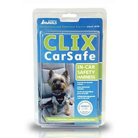 Postroj pes bezpečnostní do auta CLIX vel. M