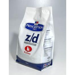 Hill's Fel. Z/D Dry Low Allergen 2kg