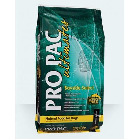 Pro Pac Ultimates Dog Bayside S. whitefish/potat. 12kg
