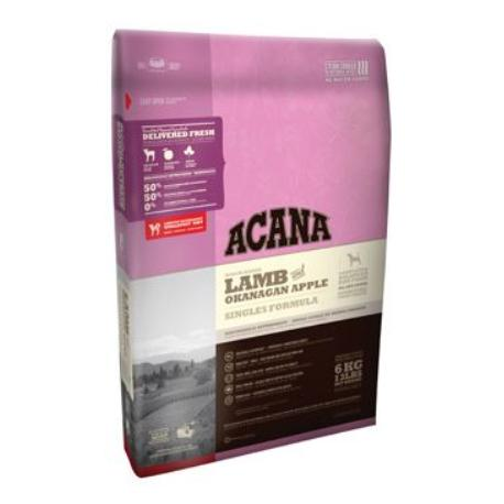 Acana Dog Lamb&Okanagan Apple Singles 11,4kg