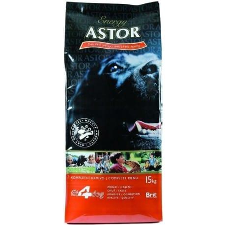 Astor Energy kompletní krmivo 15kg aktivní pes