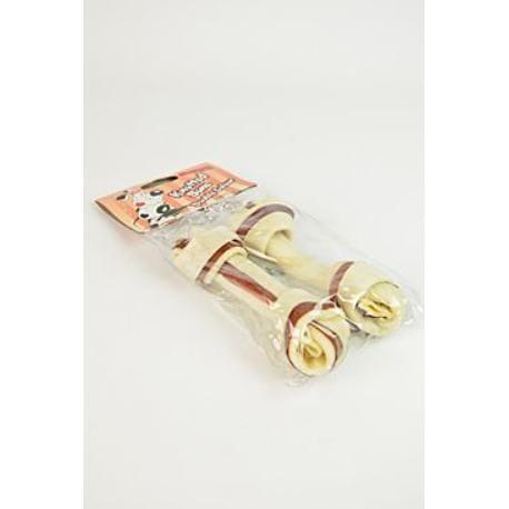 Uzel bůvolí dvoubarevný 2ks 13cm