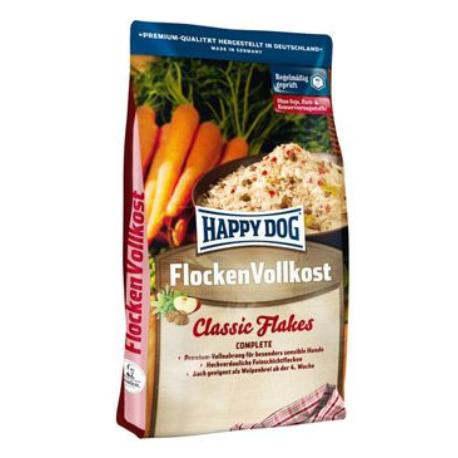 Happy Dog Premium Flock. Flocken Vollkost 3kg