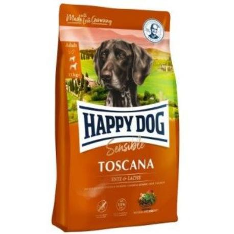 Happy Dog Supreme SensibleToscana Duck/Salm. 12,5kg