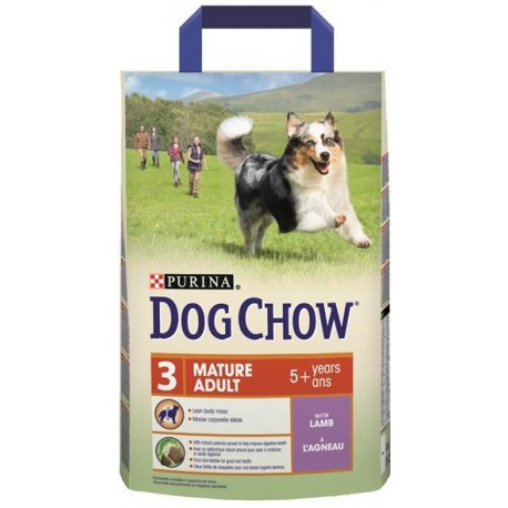 Purina Dog Chow Mature Adult Lamb&Rice 14kg