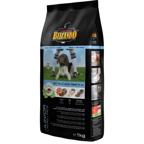 Belcando Junior Lamb Rice 1kg