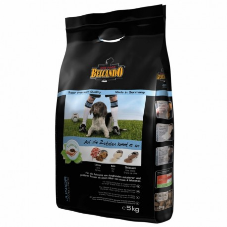 Belcando Junior Lamb Rice 5kg