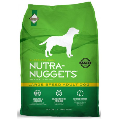 Nutra Nuggets Adult Large Breed 15 kg