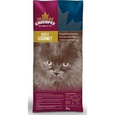 Chicopee kočka Dry Adult 3-Flavour 2kg