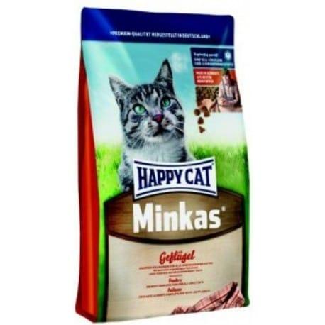 Happy Cat Minkas mit Geflugel 10kg