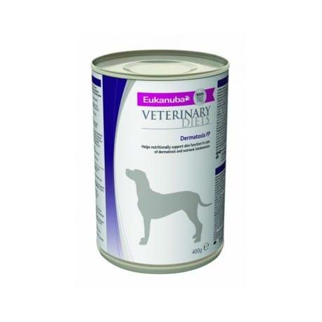 Eukanuba VD Dog konz. Dermatosis FP 400g