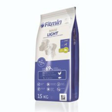 Fitmin Dog Maxi Light 15kg + Sleva 5% od 2ks