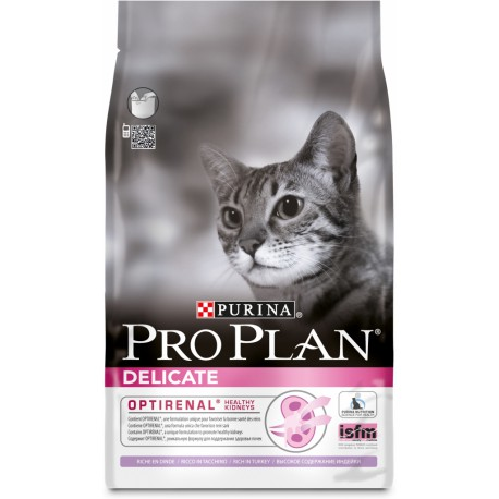 ProPlan Cat Delicate Turkey&Rice 10kg