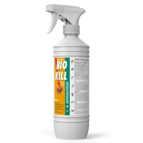 Bioveta Bio Kill 2,5mg/ml kožní sprej emulze 500ml