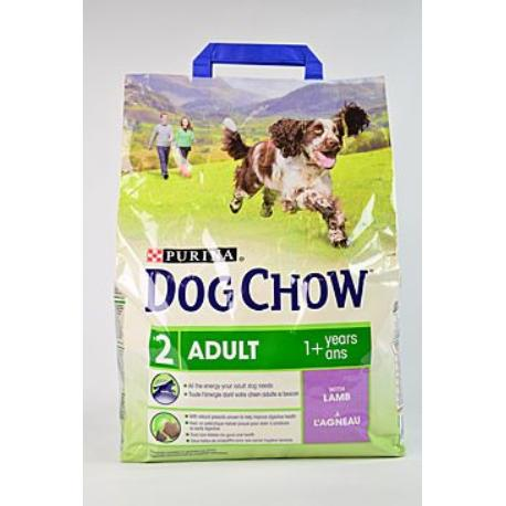 Purina Dog Chow Adult Lamb&Rice 2,5kg