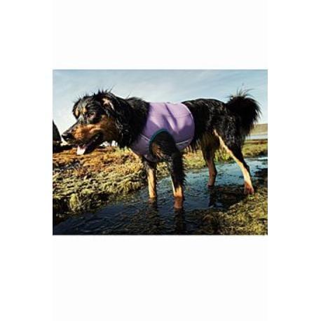Vesta chladící Hurtta Cooling Vest fialová XXL