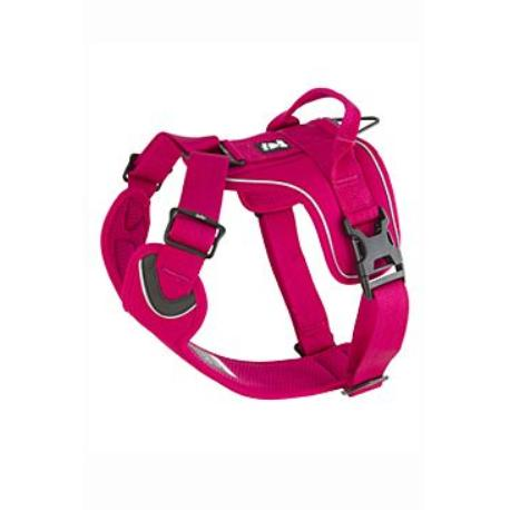 Postroj Hurtta Active cherry 80-100cm