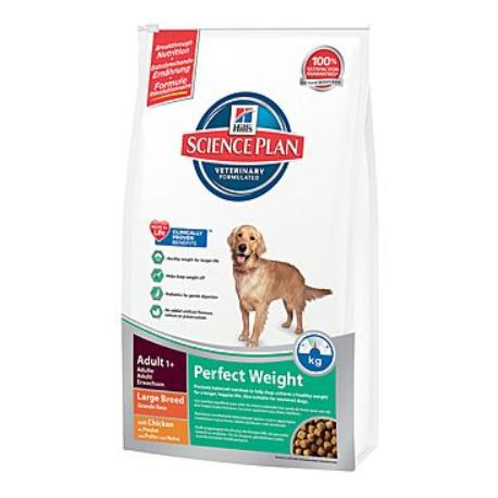 Hill's Canine  Dry Adult Perfect Weight Large 2kg