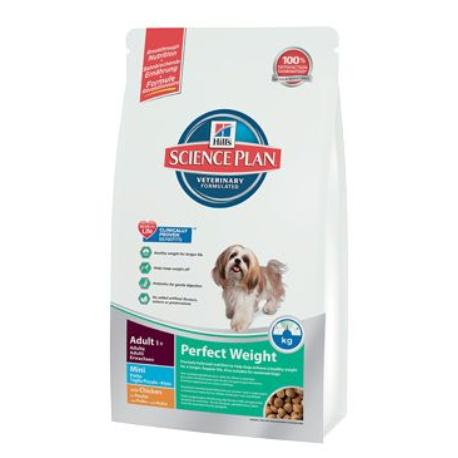 Hill's Canine Dry Adult Perfect Weight Mini 700g