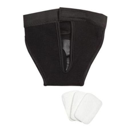 Hárací kalhotky černé vel. 4 50x59cm KAR new