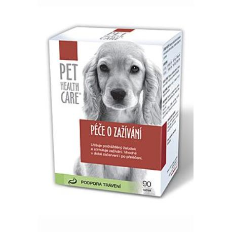 Péče o Zažívání pro psy 90tbl PHC 1ks