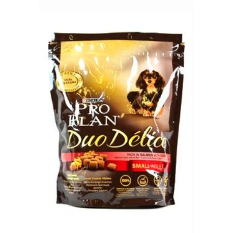 ProPlan Dog Adult Duo Délice Small & Mini Salmon 700g