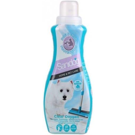 SANIDOG podlahový čistič Clear Oxygen 1l