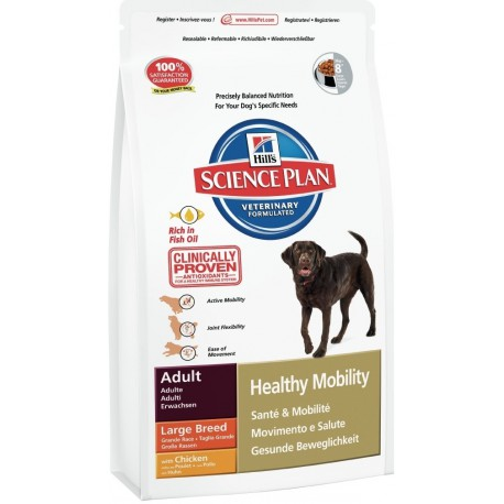 Hill's Canine Dry Mobility Large 3kg