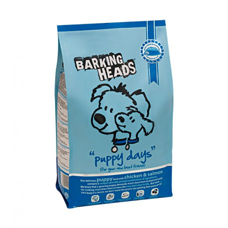 BARKING HEADS PROFESSIONAL PUPPY 18kg + Sleva 5% od 2ks